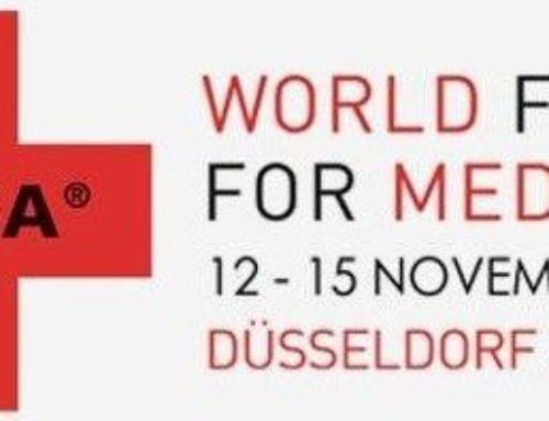 Feria Medica en Düsseldorf 12-15 Nov. 2018
