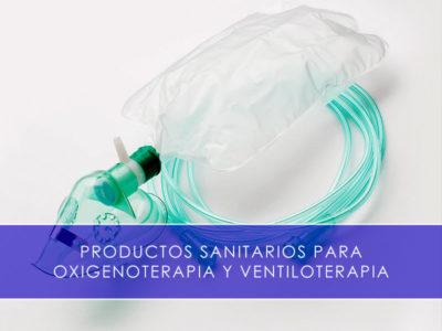 Oxigenoterapia y ventiloterapia